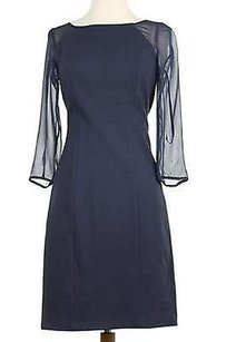 DKNY Womens Solid Dress