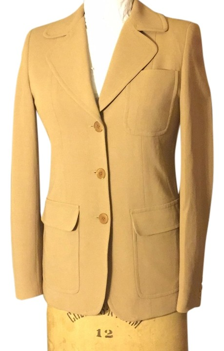 outlet DKNY Taupe Blazer
