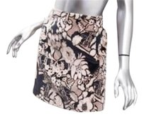 Dolce&Gabbana Dolce Gabbana Floral Cotton Mini Skirt Multi-Color
