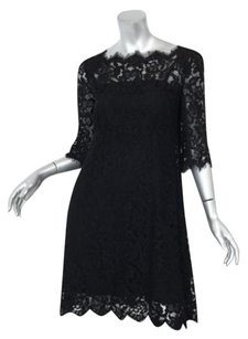 Dolce&Gabbana short dress Black Dolce Gabbana Classic Womens on Tradesy