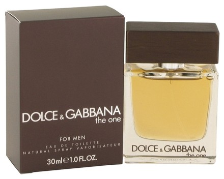 Dolce&Gabbana The One By Dolce & Gabbana Eau De Toilette Spray 1 Oz