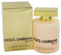 Dolce&Gabbana The One By Dolce & Gabbana Shower Gel 6.7 Oz