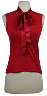 Dolce&Gabbana Dolce Gabbana Womens Top Red