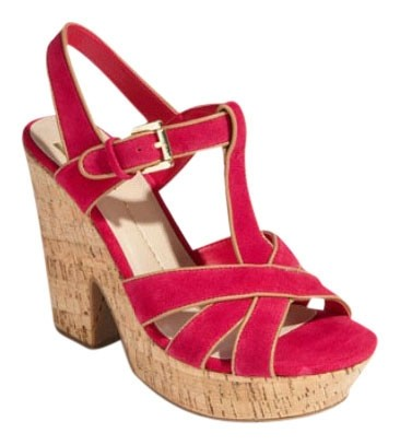 a4c0df0bfe2 Dolce Vita Hot Pink  quot Taiga quot  Sandals Size US US US 7.5 ...