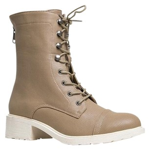 Dollhouse Beige Boots