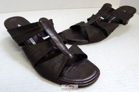 Donald J. Pliner Hiti Brown Sandals