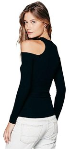 Donna Karan Italian Luxury Cashmere Cut-out Sweater