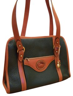 Dooney & Bourke All Weather Leather Awl Tote Shoulder Bag