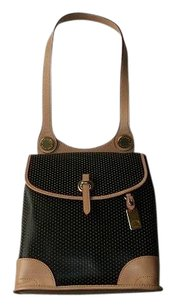 Dooney & Bourke Coach Louis Vuitton Gucci Satchel in Black, Tan