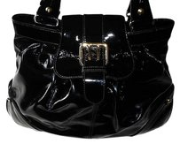 Dooney & Bourke Coach Louis Vuitton Gucci Channel Vintage Tote in Black