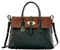 Dooney & Bourke Hand Leather Cross Body Shoulder Bag