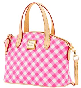 Dooney & Bourke Hand Stylish Tote in Pink
