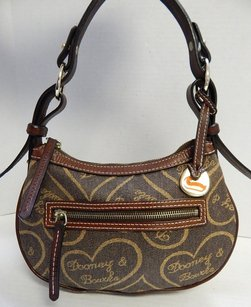 Dooney & Bourke Beige Hobo Bag