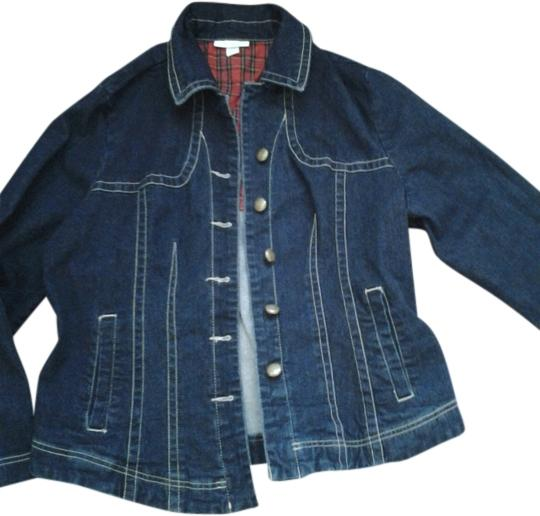 Dress barn denim jacket