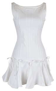 White Maxi Dress by Dsquared