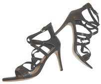 DV by Dolce Vita Nwt Leather Strappy Black Sandals