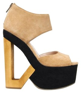 DV8 by Dolce Vita Blackxmas Beige Wedges