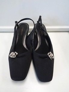 Easy Spirit Tavarest Black Pumps