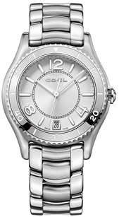 Ebel X-1 Silver Dial Stainless Steel Ladies Watch EB1216107
