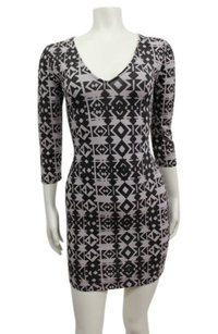 Ecote Urban Outfitters Gray Dress