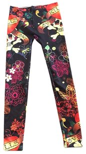 Ed Hardy Multicolored Leggings