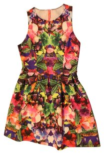 Eight Sixty short dress Flowy Floral on Tradesy