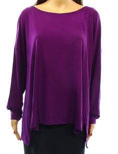 Eileen Fisher Knit New With Tags Top