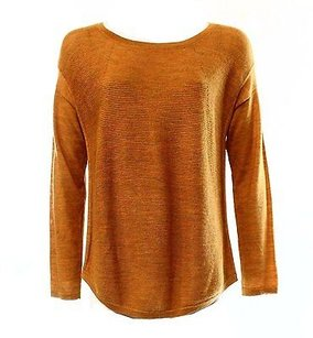Eileen Fisher Orange Anato Sweater