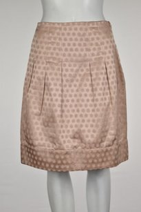 Elevenses Womens Printed Skirt Pink