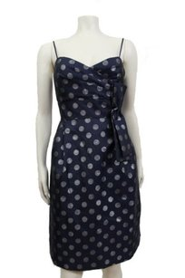 Eliza J Navy Dress