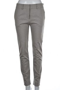Elizabeth and James Gray Casual Speckled Trousers Pants