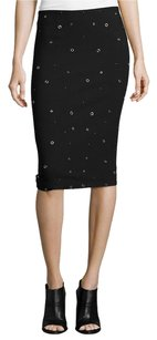 Elizabeth and James Lima Skirt Black