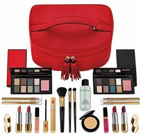 Elizabeth Arden NEW! Makeup Blockbuster Set w Lge Train Case -- $409 Value!-- Sealed