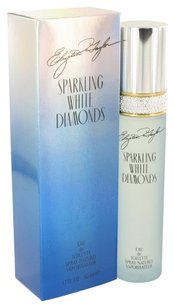 Elizabeth Taylor Sparkling White Diamonds By Elizabeth Taylor Eau De Toilette Spray 1.7 Oz