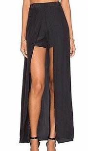 Ella Moss Extreme Lengths With 230560e Maxi Skirt Black