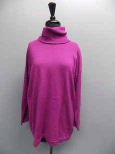 Ellen Tracy Linda Allard Long Sleeved Turtleneck 1899a Sweater