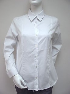 Elliott Lauren Cotton Top White