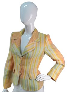 Emanuel Ungaro Paris Short YELLOWS Jacket