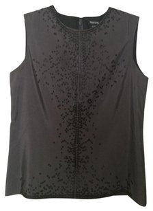 Emanuel Ungaro Top Gray