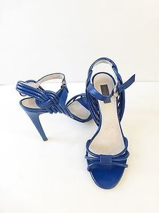 Emilio Pucci Royal Blue Pumps