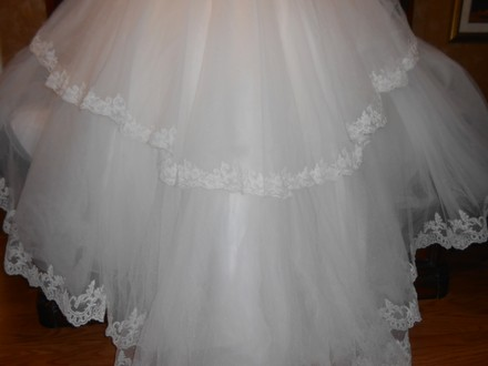 Enzoani Brand New Modeca Natalie Wedding Dress