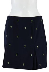EP Pro Womens Green Skirt Navy