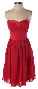 Erin Fetherston Sweetheart Strapless Dress