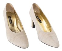 Escada Suede Pointed taupe Pumps