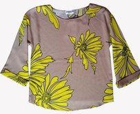 Essentiel Antwerp Top Beige, yellow