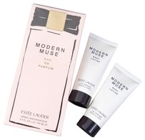 Estée Lauder Modern Muse 3-Piece Set: EDP Spray and 2 Body Lotions NEW