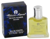 Etienne Aigner PRIVATE NUMBER by ETIENNE AIGNER ~ Men's Mini EDT .17 oz