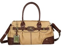 Etienne Aigner Savoy Satchel Shoulder Bag