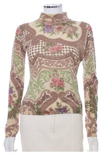 Etro Silk Cashmere Blend Sweater