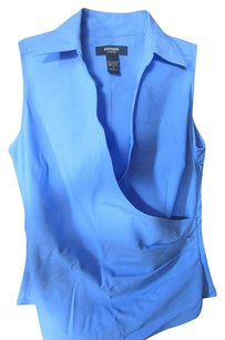 Express Professional Office Top Blue